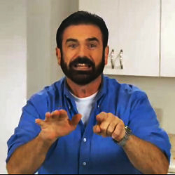 Billy Mays? You decide.