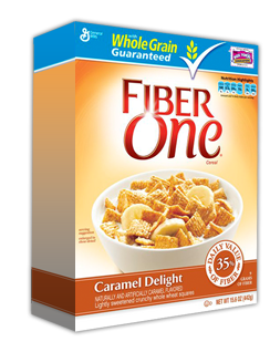 Amazingly good for a high fiber product, well worth $3 a box.