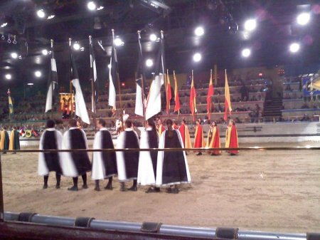 Ye Olde Medieval Times, BRING ME THY STEIN OF CHEEZ-ITS AND GOBLET OF MOUNTAIN DEW.